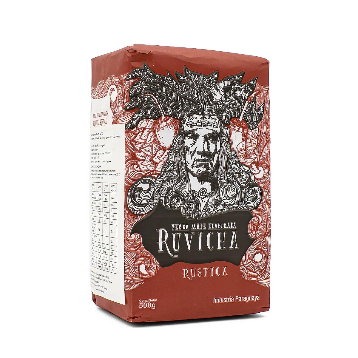 Мате Ruvicha Rustica