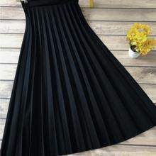 Piliseli Long Skirt Women Muslim Clothing Skirt 2021 Fashion