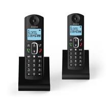Wireless Phone Alcatel F685 DUO Wireless 2 uds Black