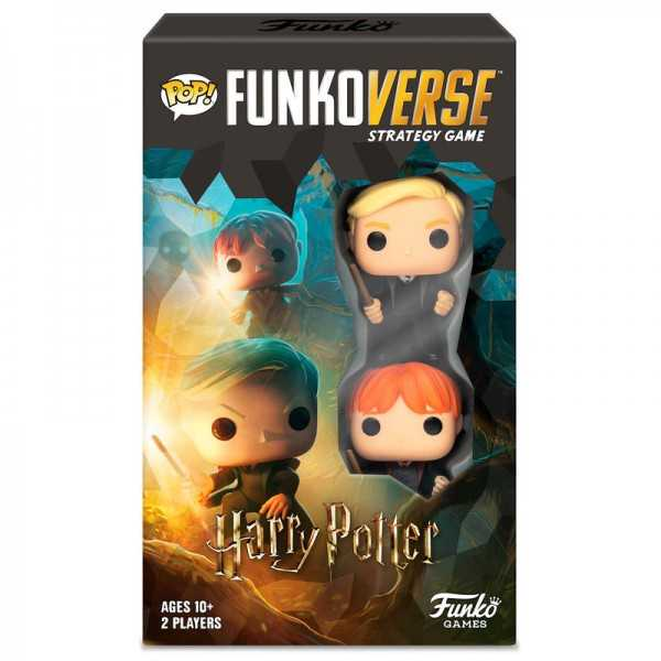 Funkoverse POP table game-Harry Potter