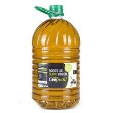 Oli D 'oliva verge 5 litres Coopvall virgin olive oil