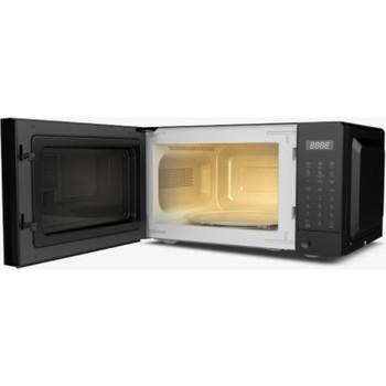 W Md 2090 Ds 20 Lt czarny kuchenka mikrofalowa tanie i dobre opinie CN (pochodzenie) 600 w 110 v Grillowanie 15l