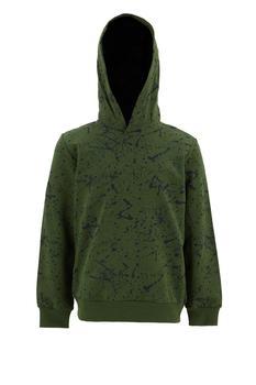 DeFacto wiosna chłopiec bluzy i swetry chłopiec Splash wzór bluza z kapturem Dailywear Streetwear Fashion-T5968A621SP tanie i dobre opinie TR (pochodzenie) dostępna Other Chłopcy Aktywne COTTON