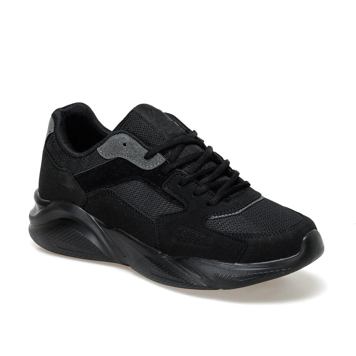 FLO EC-1121 Black Male Shoes Forester