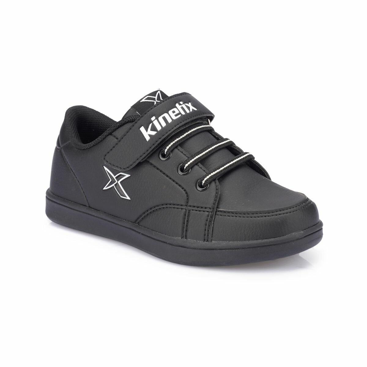 FLO HERBERT J Black Male Child Sneaker Shoes KINETIX Sneakers     - title=