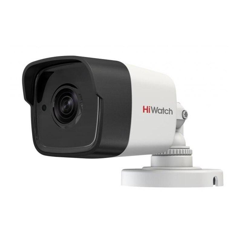 HiWatch DS-T500(B) - уличная HD-TVI видеокамера 5Мп (2560p), 2.8/3.6/6мм, 0.01Лк, OSD, ИК 20м, HD-TVI, IP67, -40+60°С, 12В