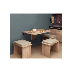 Stół kuchenny wiszące składane na