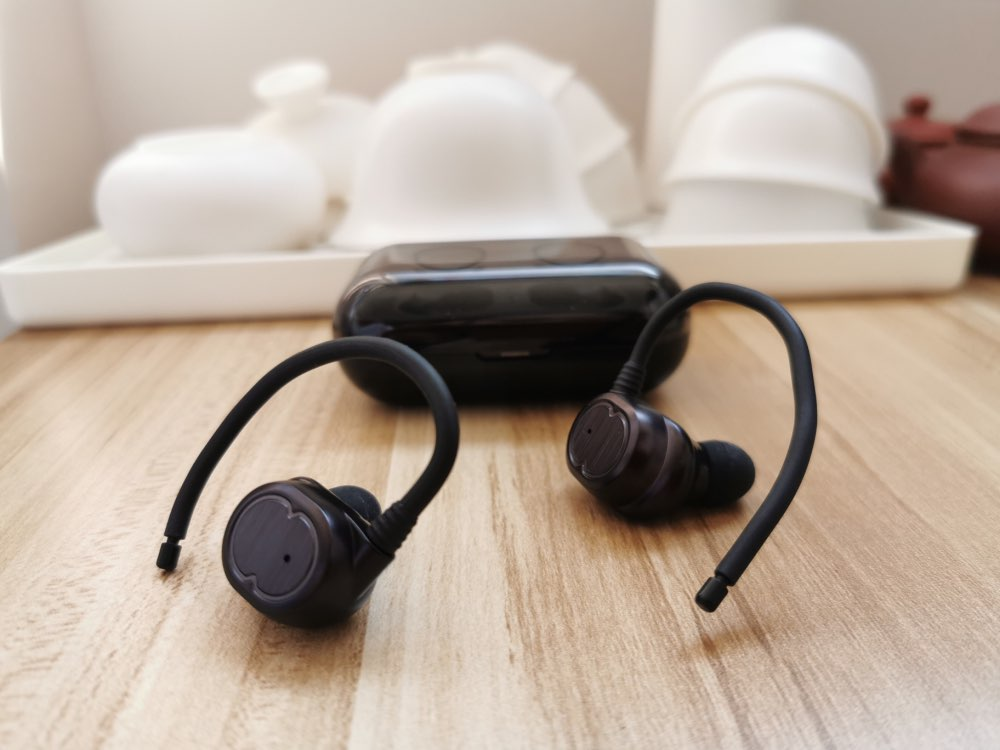 -- Bluetooth Esportes Estéreo