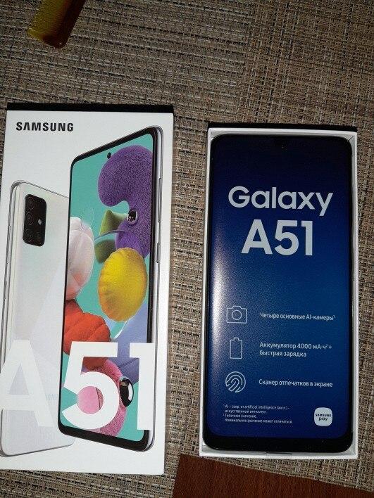 Smartphone Samsung Galaxy A51 4 + 64GB|Cellphones| |  - AliExpress