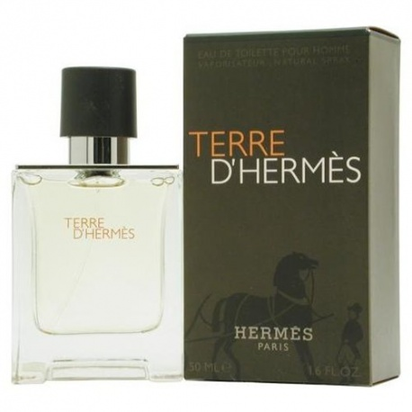 TERRE D HERMES POUR HOMME EDT 50ML