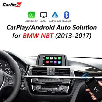 Беспроводной автомобильный комплект для BMW NBT F10 F20 F30 X1 X3 X4 X5 X6 F48 F25 F26 F15 F56 MIN с камерой заднего хода