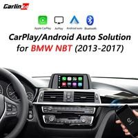 Wireless CarPlay/Android auto Retrofit kit for BMW NBT F10 F20 F30 X1 X3 X4 X5 X6 F48 F25 F26 F15 F56 MIN With Reversing Camera