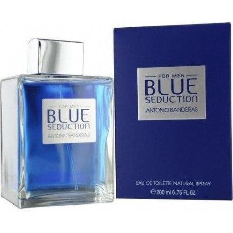 ANTONIO BANDERAS BLUE SECUCTION 200ML