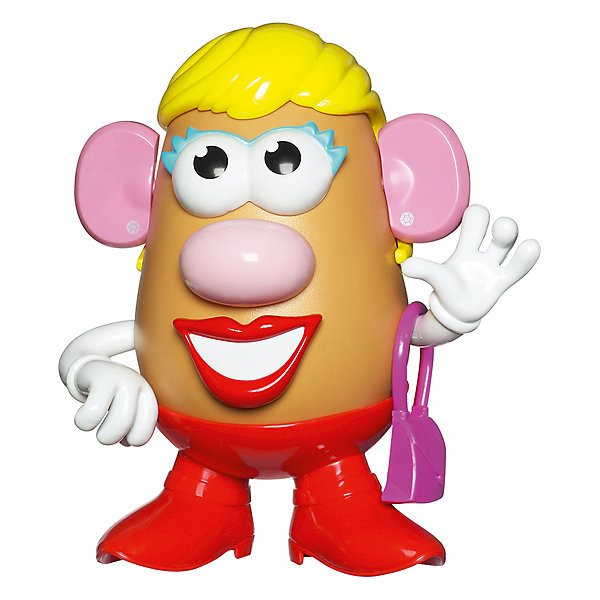 Game Set Playskool Potato Head
