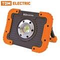 Прожектор переносной светодиодный ФП8  10 Вт  900 лм  Li-Ion 3 7 B 3 A*ч  USB  TDM SQ0350-0057