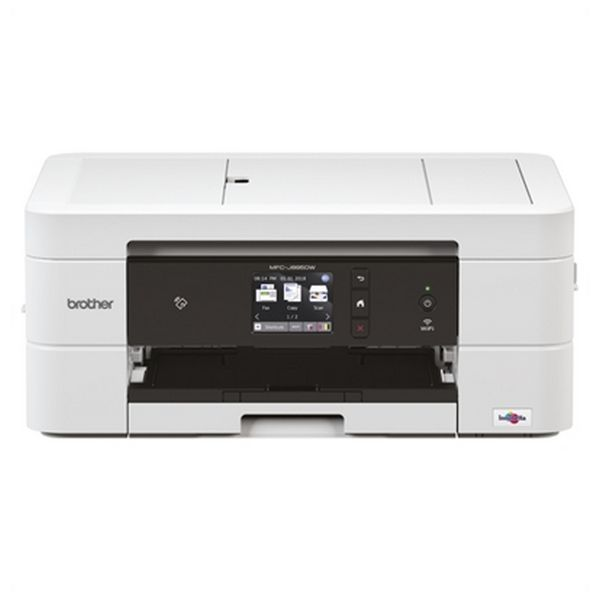 Multifunction Printer Brother MFCJ895DW 12 Ppm WIFI Fax White