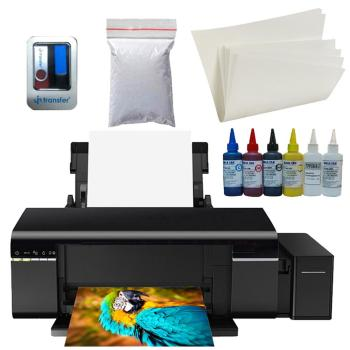 A3 White Ink DTF Printer Heat Transfer PET Film Converted Printer Transfer Film Printing Package Direct Transfer Film Printer 1