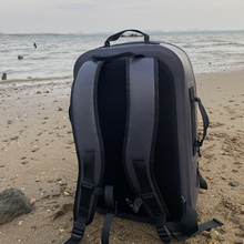 Waterproof backpack , laptop pocket, long-sleeved backpack, rotator cuff sealed backpack, Sales promotion