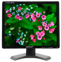 "Coche TV Eplutus EP-157T pantalla 15 ""(38 cm) 1440*1080 DVB-T DVB-T2 ac220v DC12V"