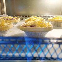 香芋紫薯奶酪挞#百变鲜锋料理#的做法图解7