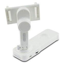 Camera Stabiliser for Smartphone KSIX Steady Rec 1000 mAh White