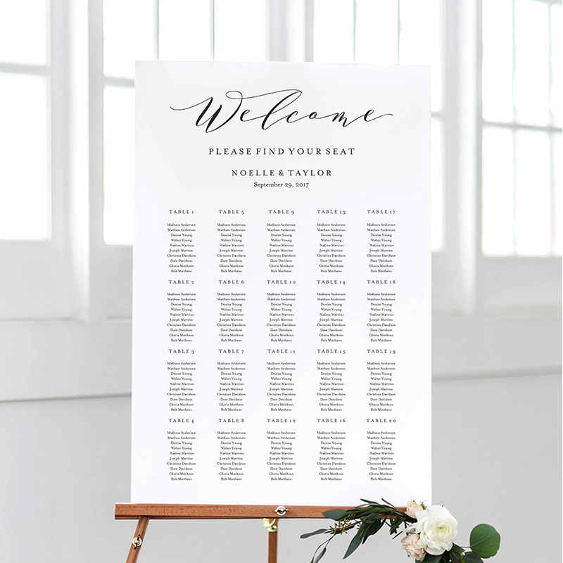 Please Find Your Seat Rustic Custom Photo Seating Chart Plan Wedding Seating Table Assignment Wooden Personalized Guests List