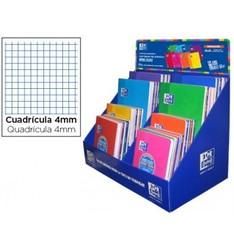 Школьная тетрадь OXFORD OPENFLEX 48 листов DIN A4 и A5 столы 4 мм Экспонент 64 штуки ассорти