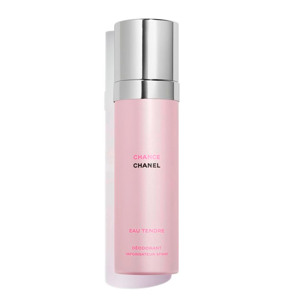 Spray Deodorant Chance Eau Tendre Chanel (100 Ml)