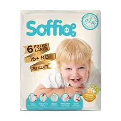 Soffio   Diaper   All body sizes and numbers   Dry diaper   disposable diaper   Quality   Trusted Brand   Fast free shipping