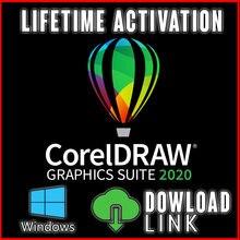 Coreldraw – suite graphique, Conception, 2020✔️Durée de vie✔Livraison instantanée