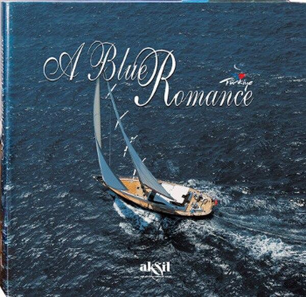 A Blue Romance İlhan Akşit Akşit Yayıncılık Prestige Books Sequence (TURKISH)