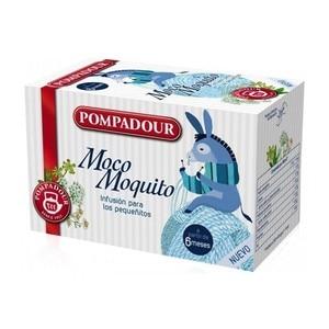 Mucus muquito, 15 infusions for children Pompadour