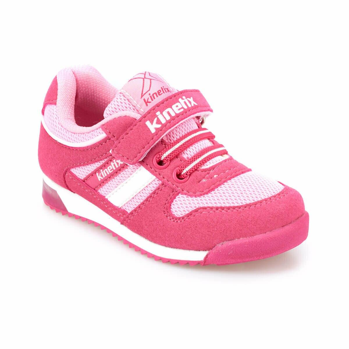 FLO FEMAND Fuchsia Female Child Sneaker Shoes KINETIX
