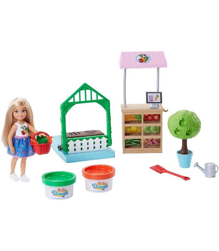 Chelsea And His Garden Toy Store