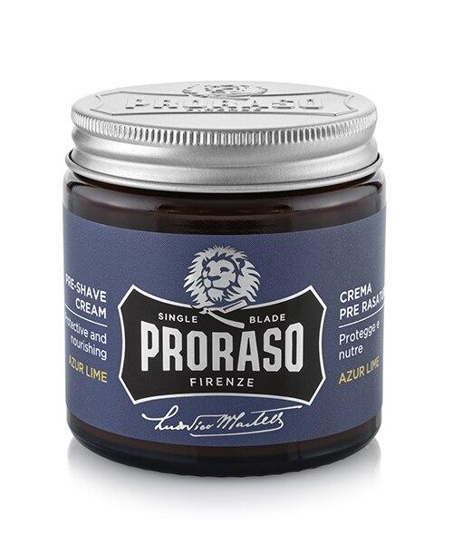 Proraso Pre-Shave Cream - Azure Lime, 100ml