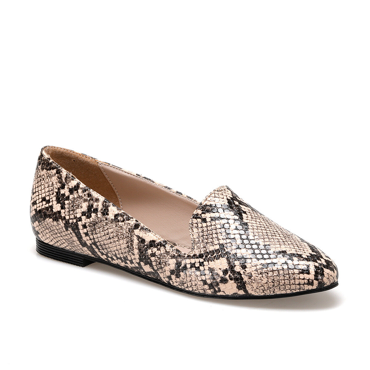 FLO DS20049 Powder Women 'S Loafer Shoes Miss F