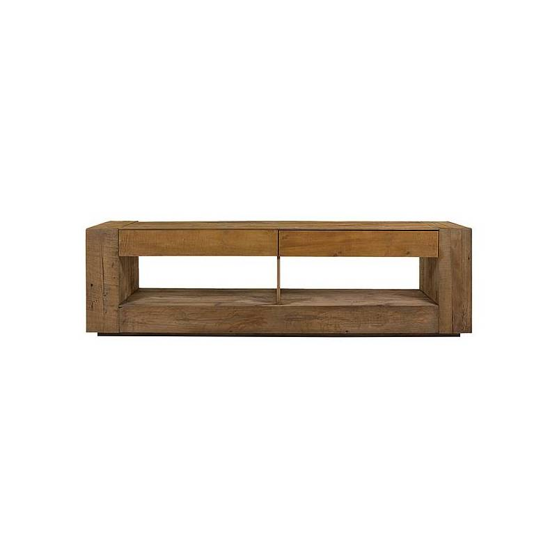 TV Table Reclaimed Wood (210X48x60 Cm)