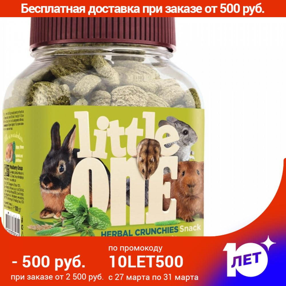 Little One Herbal Pads For Rodents (100g.)