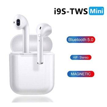 AirPods wireless headphone i9s TWS original Bluetooth 5.0 headset