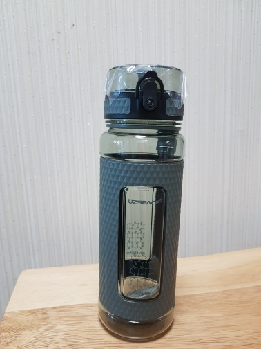 UZSPACE Sport Water Bottles Portable Gym anti fall Leak proof large Capacity fitness Kettle Tritan Plastic Drink bottle BPA Free|Water Bottles|   - AliExpress