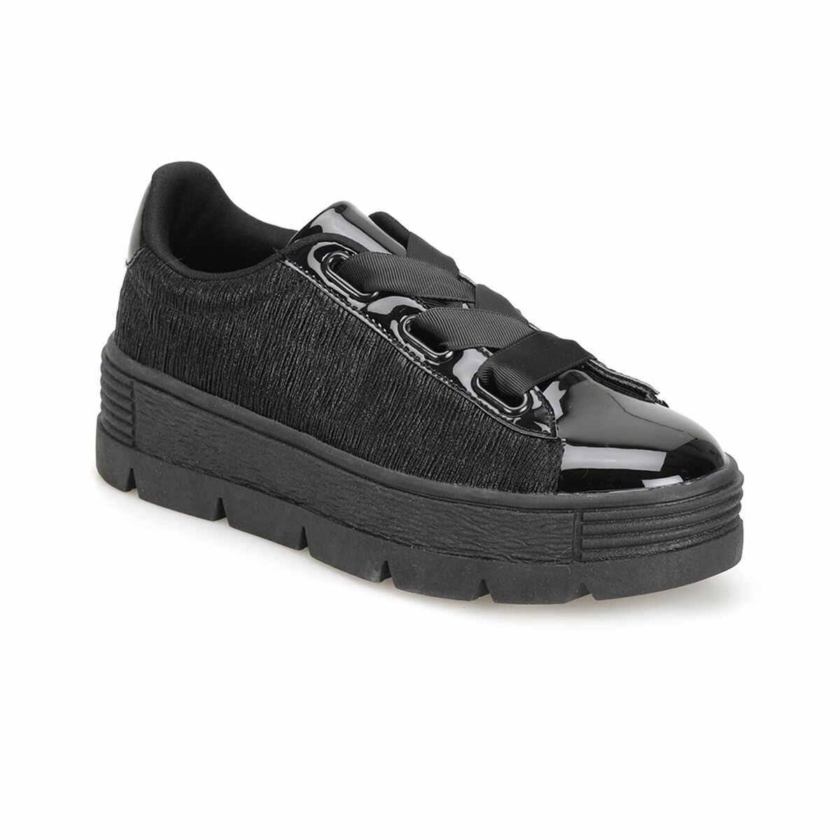 FLO 18K-336 Black Women 'S Sneaker Shoes BUTIGO