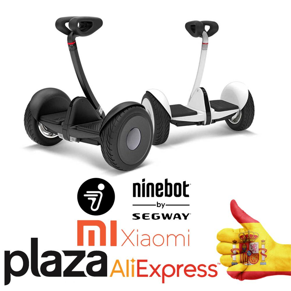 ORIGINAL XIAOMI NINEBOT S BLACK/WHITE SELF BALANCING HOVERBOARD