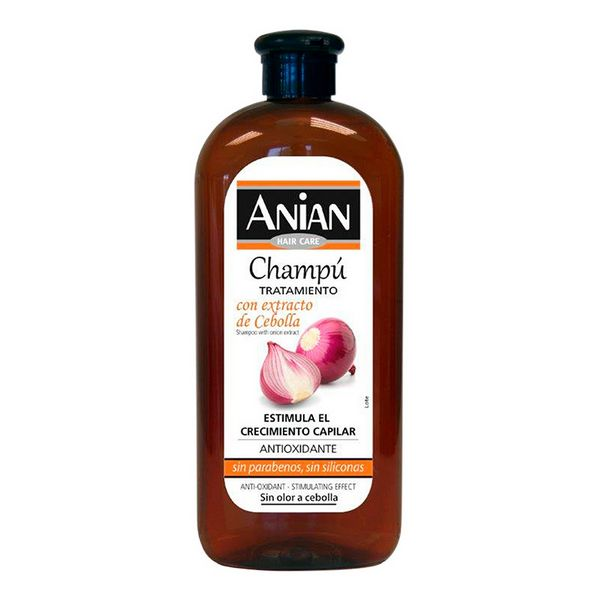 Antioxidant Shampoo Anian (400 Ml)