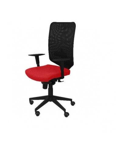 Office Chair Model Ossa Black Fabric
