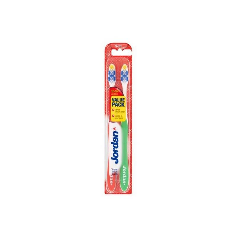 Toothbrush Outright Clean Soft Jordan (2 pcs) image