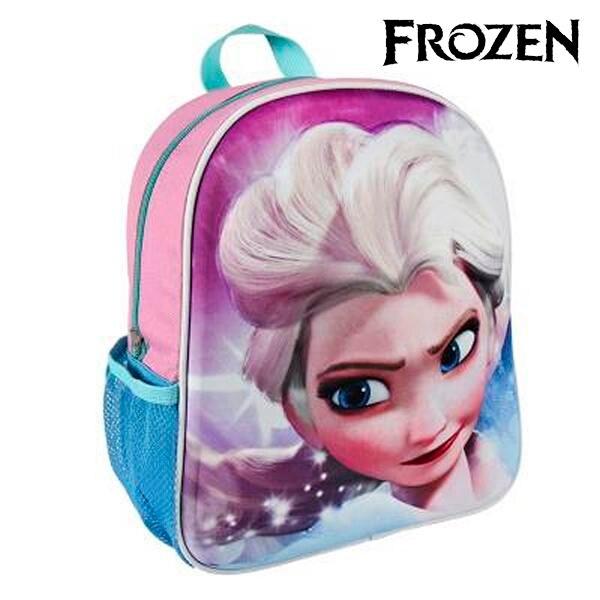 3D School Bag Frozen 033