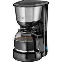 Clatronic KA 3575 чайник автоматическая электрическая капельная кофемашина емкость фильтра от 8 до 10 чашек maintener Горячая 1000 Вт черный