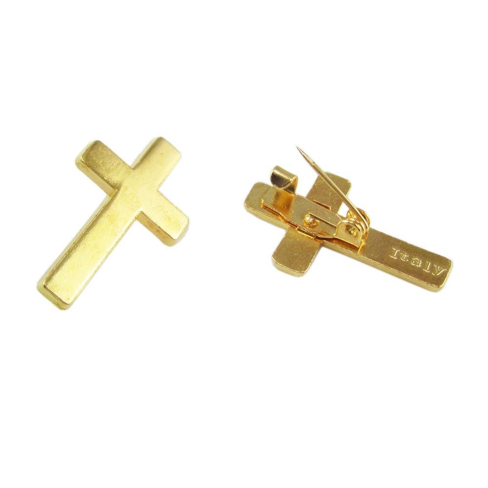 ORIGINAL CATHOLIC CROSS RELIGIOUS LAPEL PIN