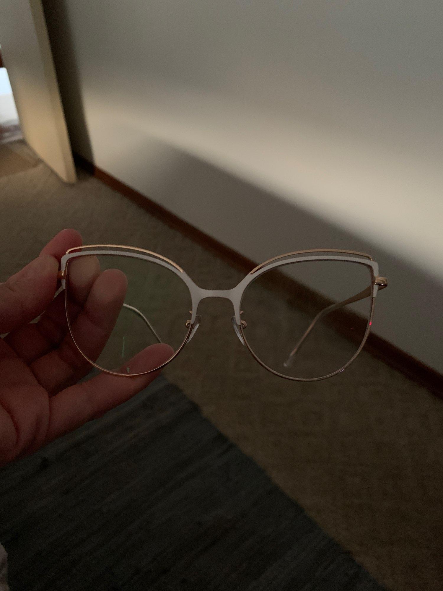 משקפי ראייה לגבר לאישה דגם 823