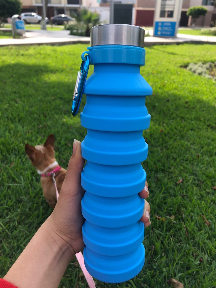 1PC Silicone Folding Portable Travel Outdoor Sports Retractable High Quality Cups Telescopic Home Camping|Water Bottles| |  - AliExpress